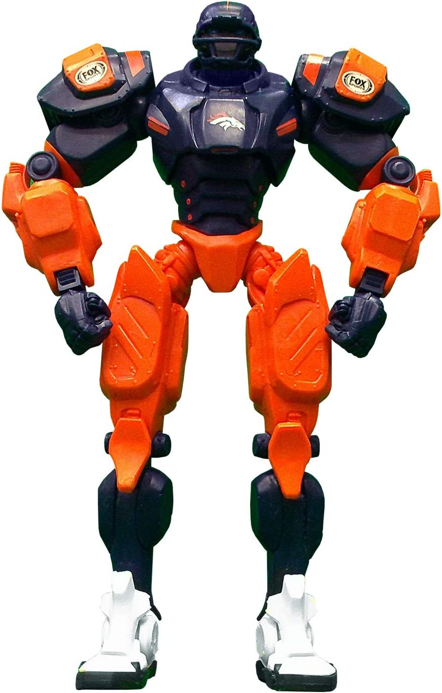 NFL Fox Sports Team Robot 10-inches