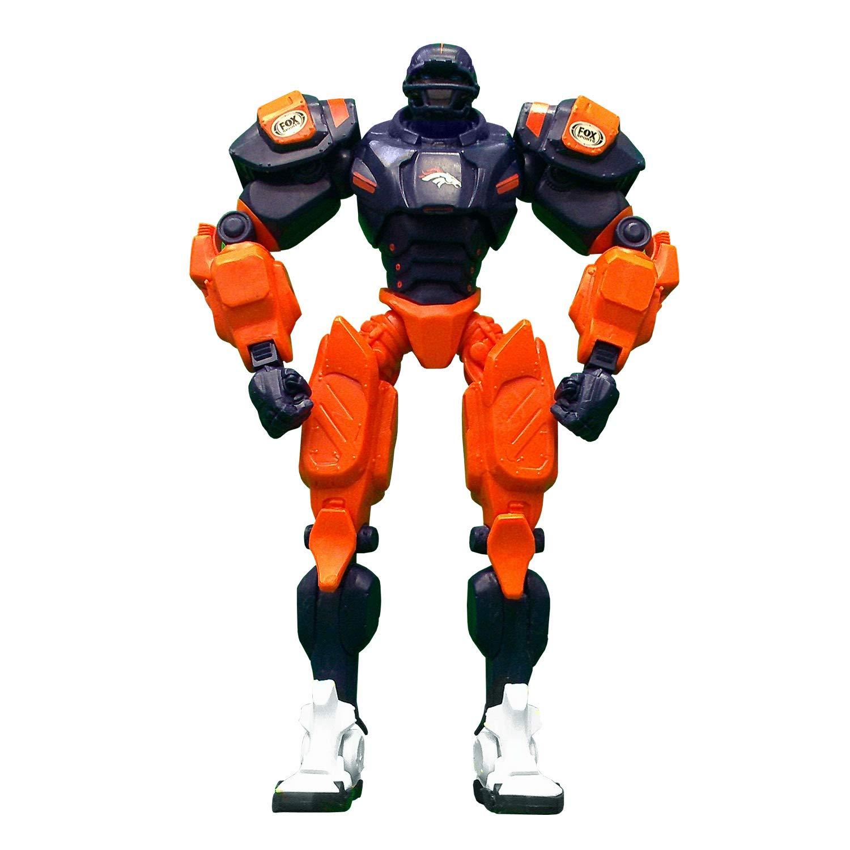 超人気 NFL B002PCBG72 FOXスポーツチームロボット、10-inches Denver Broncos Denver Denver Broncos Broncos B002PCBG72, 北津軽郡:b23e79c2 --- arianechie.dominiotemporario.com