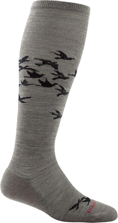 Darn Tough Birds Knee High Light Cushion Sock - Womens