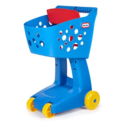 Little Tikes Lil' Shopper - Blue: Toys & Games