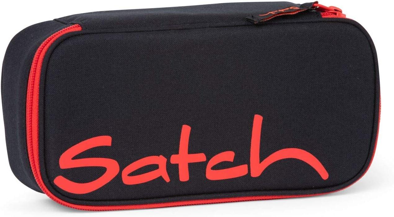 Satch Match Fire Phantom Schulrucksack Set 3tlg.