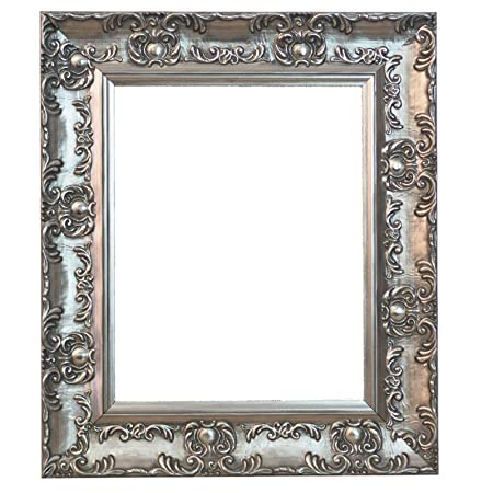 Boldon Framing WIDE Ornate Shabby Chic Antique Swept Museum Style ...