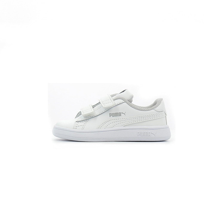 Puma Unisex-Kinder Smash V2 L V Inf Sneaker 365174