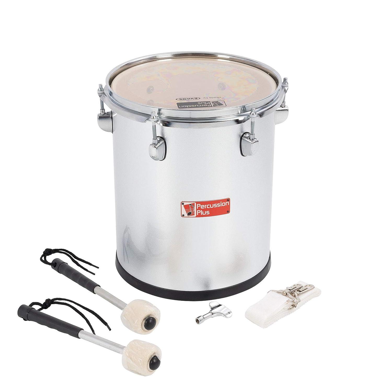 Percussion Plus 25,4 cm tambor de Samba: Amazon.es: Instrumentos ...