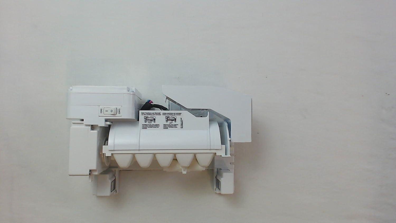 Lg AEQ72910413 Refrigerator Ice Maker Assembly Genuine Original Equipment Manufacturer (OEM) Part