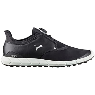 a5b45c0fda3dd8 Puma Ignite Golf Spikeless Sport Disc Men Golfshoes Golf black 189928 01