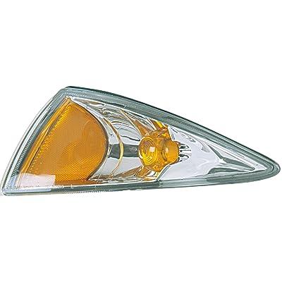Dorman 1610178 Front Driver Side Turn Signal / Parking Light Assembly for Select Chevrolet Models: Automotive