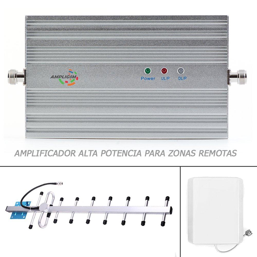 Amplificador Cobertura MÓVIL Zonas Rurales Aldea 900 (Rural 900): Amazon.es: Electrónica