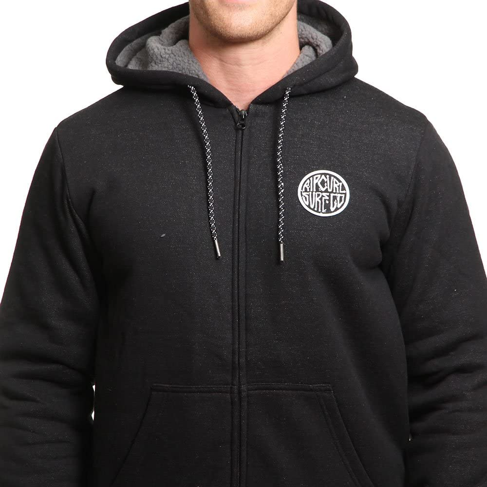 RIP CURL Mens Warm Fleece 100/% Surf Sweatshirt