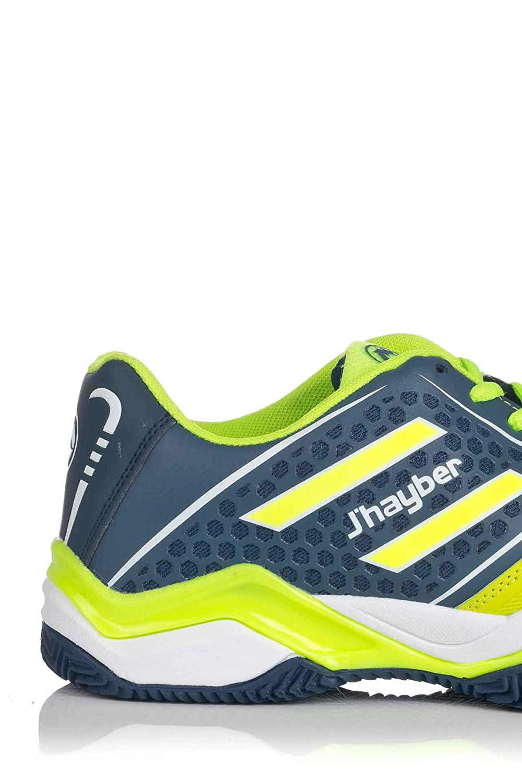 jhayber Zapatilla pádel tanino flúor: Amazon.es: Zapatos y ...