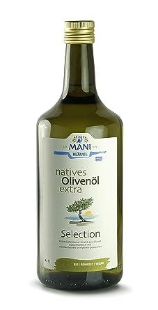 pretty nice ccd58 d9d6c MANI natives Olivenöl extra, Selection, bio, 1er Pack (1 x 1 kg