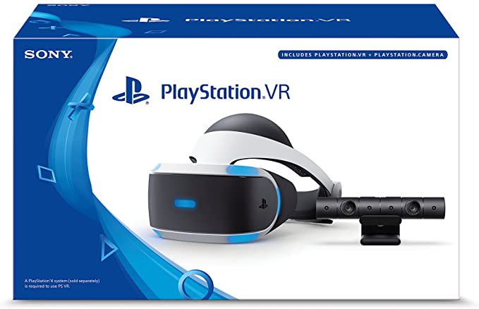 PlayStation4 Vr gaming headset and