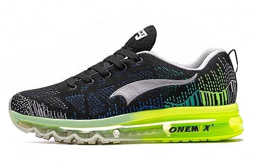 desigual en el rendimiento diseño elegante diferentemente Onemix Air Zapatillas de Running Hombre Deporte Hombre Zapatos para Correr  Sports Sneakers