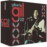 GILBERTO GIL - ANOS 70 AO VIVO (BOX 6 CDS)