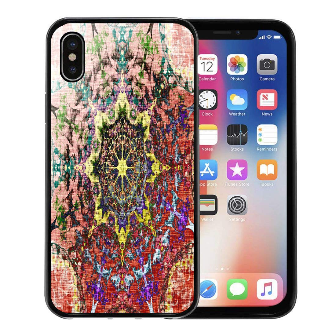 dyefor iphone xs phone case