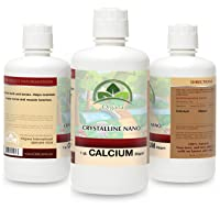The Best Calcium Mineral Supplement - Nano Size Calcium Single Mineral Supplement...