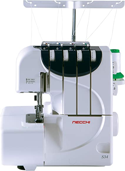 Certified Refurbished White Brother R1634D 3 or 4 Thread Serger with Differential Feed