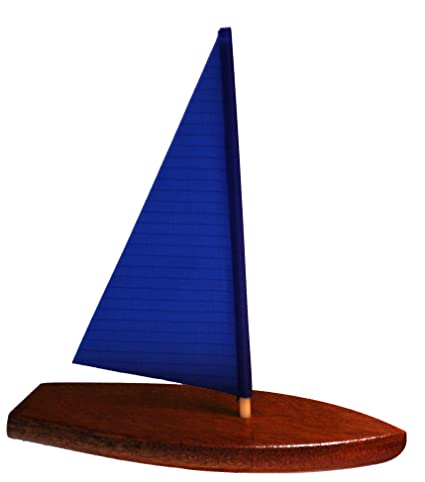 Tippecanoe Boats ONLY $7 95 - T5 5-inch Sailboat (Blue) - Floating Toy  Boat, Model Sailboat, Toy Sailboats that Sail, Toy Sailboats that Float,  Toy