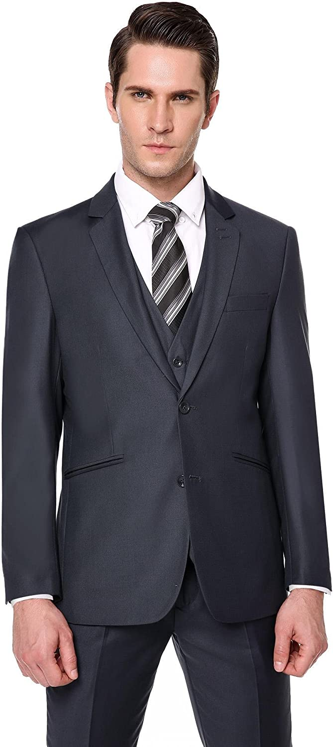 Oguine Wedding Suits for Men Mens Grey Suits Mens Suit Fashion Suits