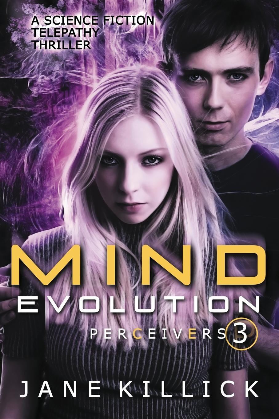 Download Mind Evolution: A Science Fiction Telepathy Thriller (Perceivers) (Volume 3) pdf