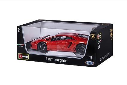 Bburago 1:18 Lamborghini Aventador LP700 4