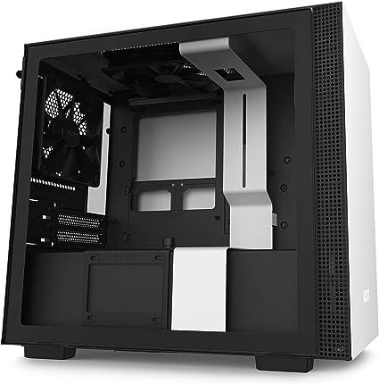 NZXT H210 - Caja PC Gaming Mini-ITX - Panel frontal E/S Puerto USB ...