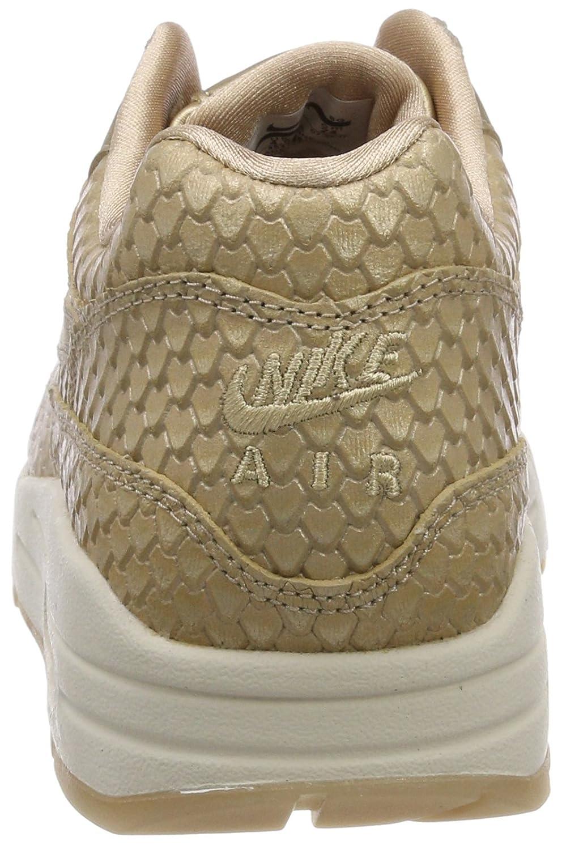 Nike Nike Nike Damen Air Max 1 PRM Gymnastikschuhe 18df4b
