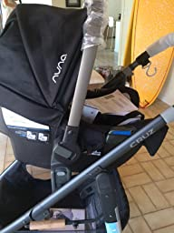 uppababy infant car seat adapter for maxi cosi for vista 2015 later all cruz baby. Black Bedroom Furniture Sets. Home Design Ideas