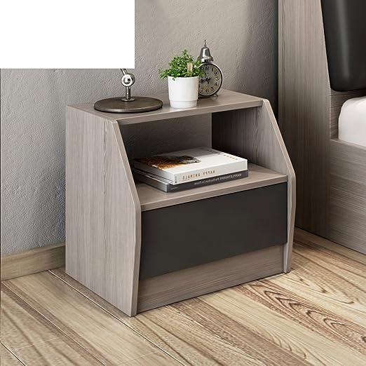 Bedside table simple modern Mini bedside cabinet simple bedroom small storage lockers