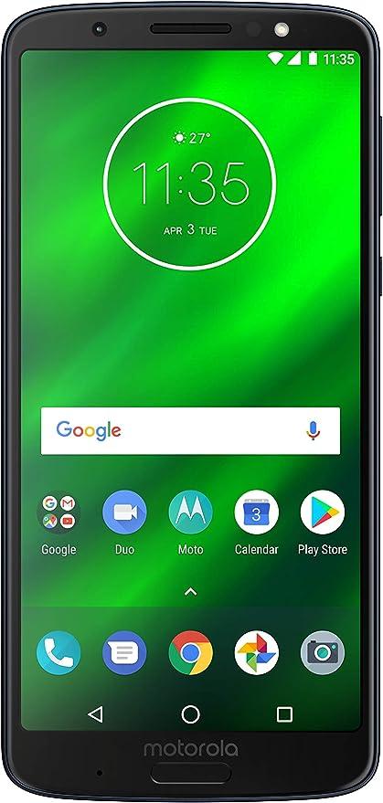 Motorola Moto G6 Plus - Teléfono Smartphone con SIM Doble, 4G, 4GB ...