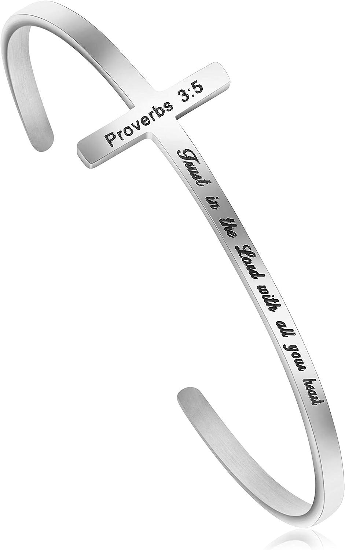 MEMGIFT Cross Bracelet...