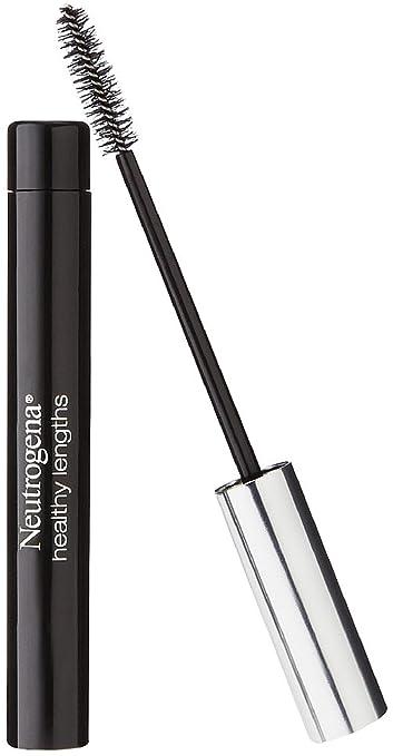 Neutrogena Healthy Lengths Mascara, Carbon Black [01] 0.21 oz (6 Pack)