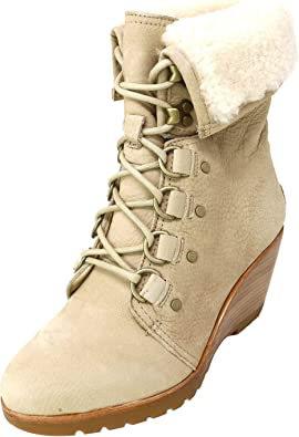 After Hours Lace Up Shea Boots