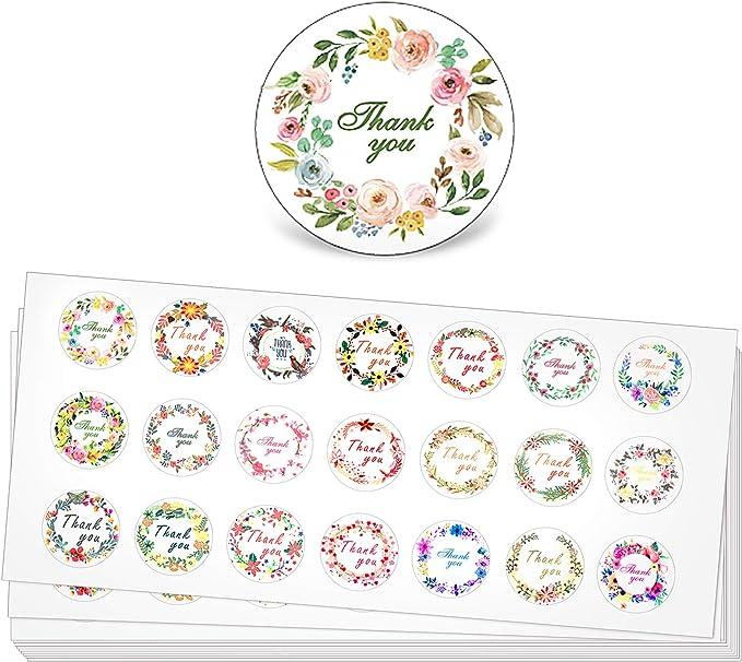 5x2.5cm Multi 21colors arrow stickers and labels 105pcs Envelope Seals