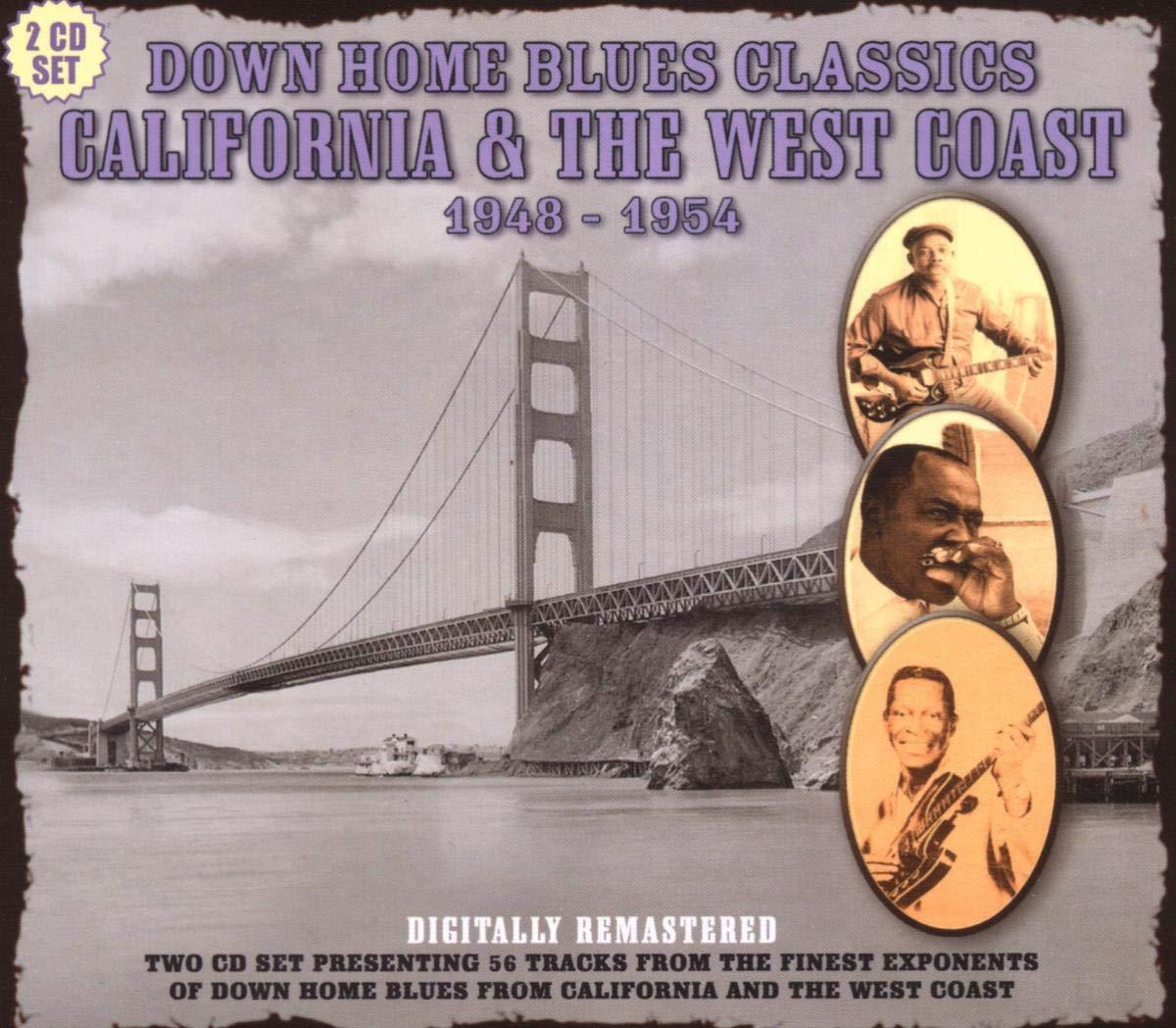 Down Home Blues Classics-West Coast
