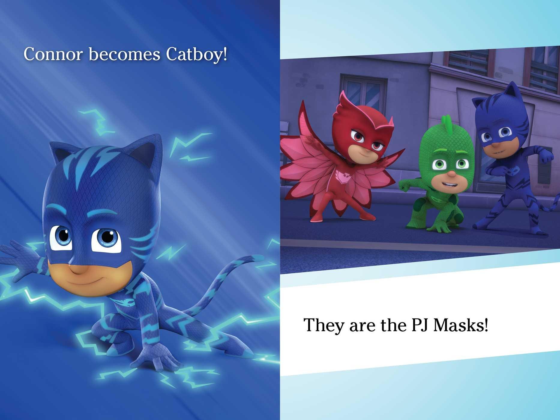 Gekko Saves the City: Ready-To-Read Level 1 (Pj Masks: Ready ...