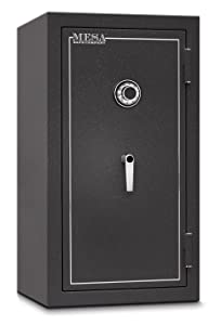 Mesa Safe MBF3820C All Steel Burglary and Fire Safe Review