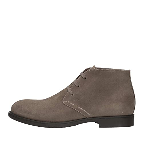 da05ef6d33 Nero Giardini - Botas para hombre marrón Size  43  Amazon.es  Zapatos y  complementos