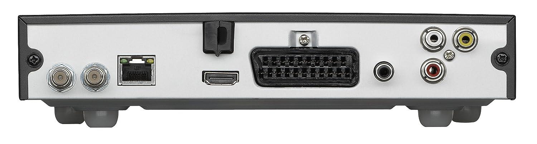 Comag SL 40 HD - Receptor de TV por satélite (conexión HDMI), negro [importado]: Amazon.es: Electrónica