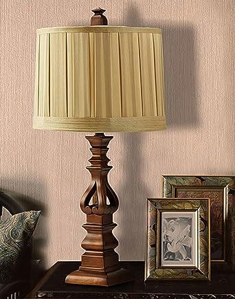 Où Ding Baoou américaine lampe de table de style lampe de