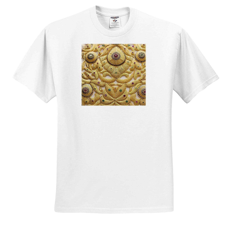 Dubai Jewelry ts/_312925 UAE Gold Souk Adult T-Shirt XL Deira Gold Jewelry 3dRose Danita Delomint