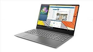 Lenovo IdeaPad 720s Laptop, 15.6-Inch Laptop (Intel Core i5-7300HQ, NVIDIA GeForce 1050 Ti Graphics, 8 GB DDR4, 256 GB PCIe SSD, Windows 10 Pro), 81AC003EUS, Iron Grey