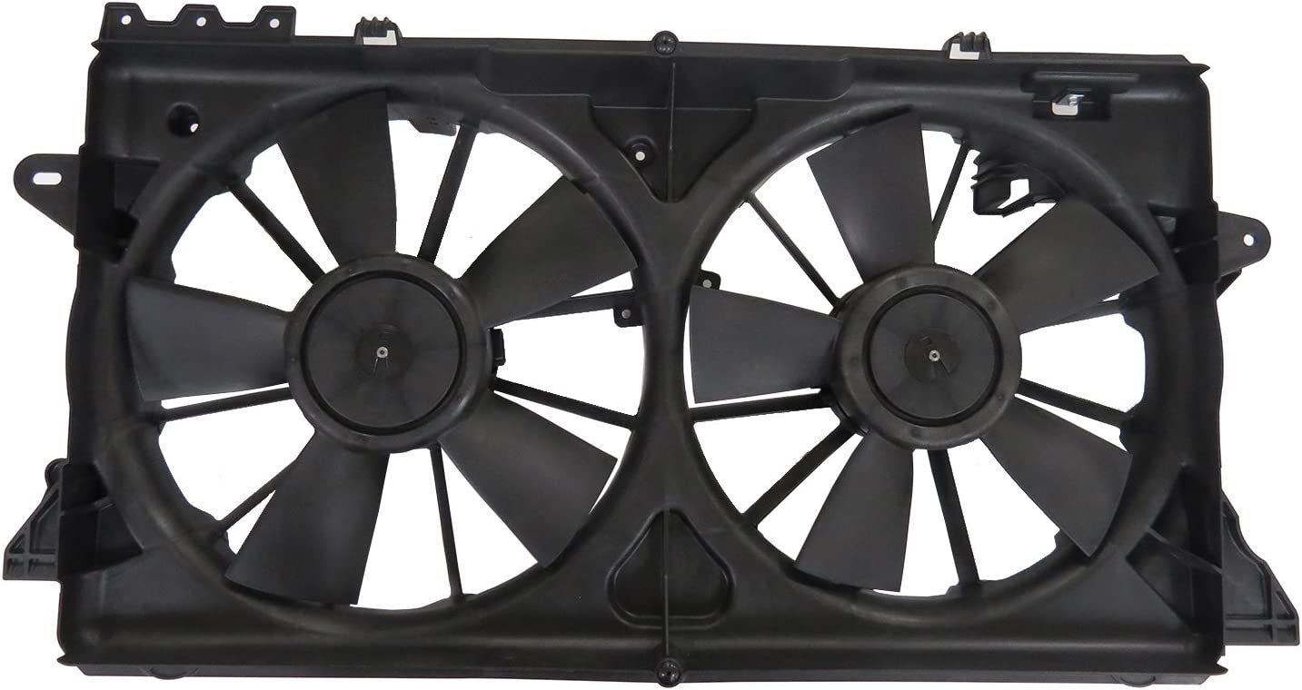 TYC 623620 Replacement Cooling Fan Assembly