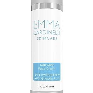 Fade Cream for Dark Spots - Hydroquinone Cream to Fight Skin Aging, Fade Sun Damage, Even Skin Tone – Fade Cream/Dark Spot Corrector
