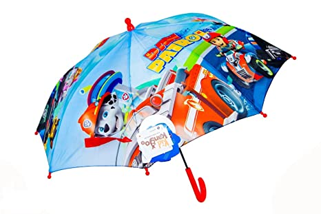 Paraguas compacto muy resistente - paraguas moderno y original - mejor paraguas juvenil y elegante -