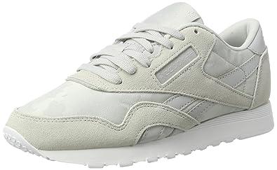 a98a9692ede Reebok Women s Classic Nylon Trainers  Amazon.co.uk  Shoes   Bags