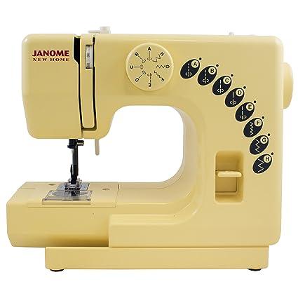 Amazon Janome Honeycomb Sew Mini Sewing Machine Classy Janome Mini Sewing Machine