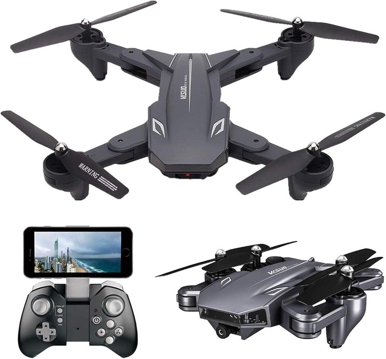 YWXFX Drone Profesional GPS 4K De Alta Definici/ón De Dos Ejes Anti-Vibraci/ón C/ámara De Card/án Estable WiFi FPV Motor Sin Escobillas 1200M De Larga Distancia RC Cuatro Rotores con Bolsa 4K CAM