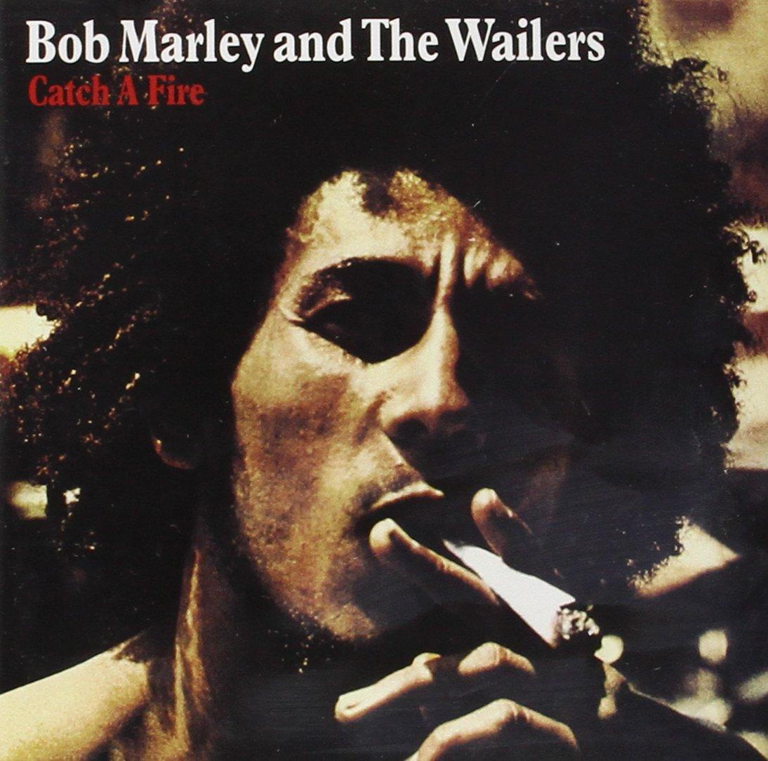 Kết quả hình ảnh cho bob marley album catch a fire