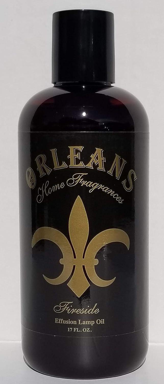Orleans Home Fragrances Effusion Lamp Oil - Fireside